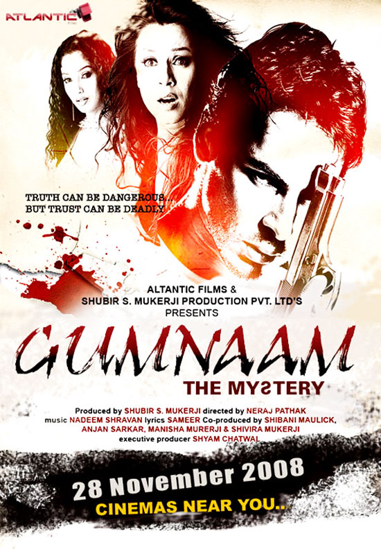 Gumnaam - The Mystery / Мистерия.