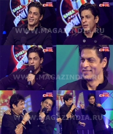 Jhoom India with Shahrukh Khan